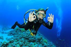 scuba diving in Agadir Morocco